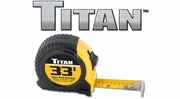 Titan Tape Measures
