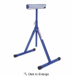 """Trojan Manufacturing RS-12  12"""" Roller Stand - Standard"""