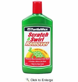 Turtle Wax T237A  Scratch and Swirl Remover - 16 oz