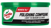 Turtle Wax T241A  Renew Rx Polishing Compound Light to Medium Cleaner - 10.5 oz