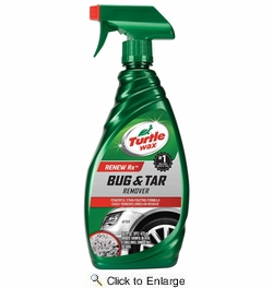 Turtle Wax T520A  Renew Rx Bug and Tar Remover - 16 oz - Trigger Spray
