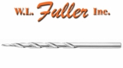 W.L. Fuller General Purpose Taper Point Drill Bits