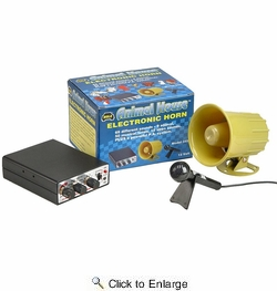 Wolo 345  Animal House Electronic Horn with 69 Programmed Sounds