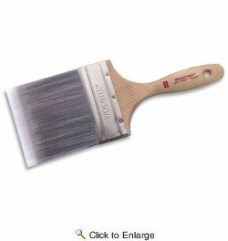 "Wooster 4173-4  Ultra/Pro Firm Jaguar 4"" Paint Brush"