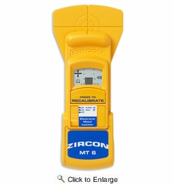 Zircon 64054  MetalliScanner MT6 Electronic Metal Finder / Locator with Easy-to-Read LCD Screen (58594)