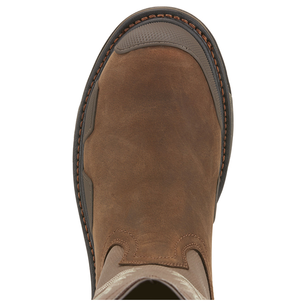 Overdrive Pull on Composite Toe Work Boot 10015395