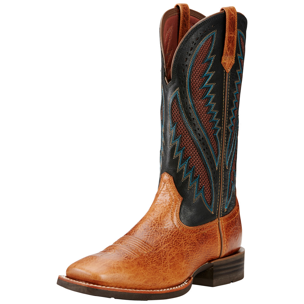 3afb1355d29 Ariat Quickdraw VentTEK 13 Inch Western Boot 10019983
