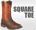 Ariat Square Toe Boots
