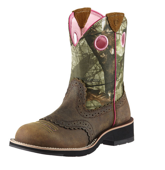 ariat womens fatbaby cowgirl cowboy boots 10006854