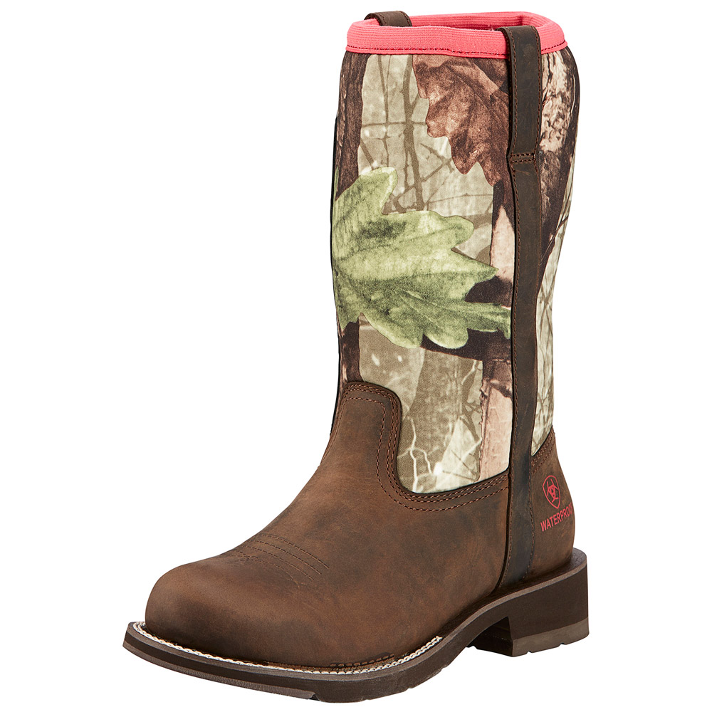 Ariat Work Boots | Best Selection, Lowest Prices on Ariat Boots