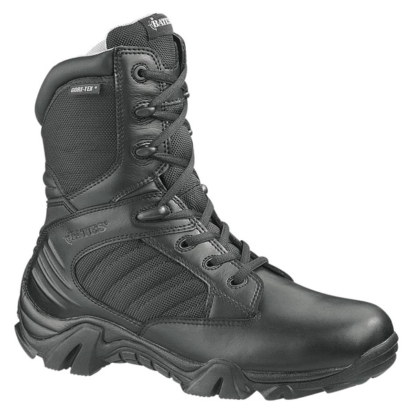 Bates Womens GX8 GoreTex Side Zip Boots E02788
