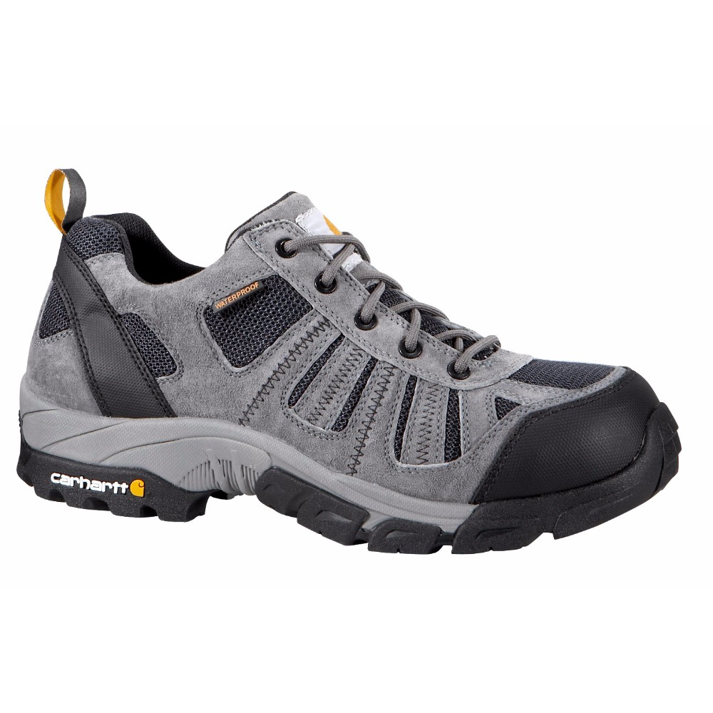 Carhartt Lightweight Low-Rise Waterproof Composite Toe Work Hiker CMO3356