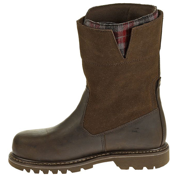 CAT Jenny Womens Steel Toe Wellington Work Boot P90391