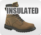 CAT Work Boots (Insulated)