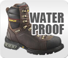 CAT Work Boots (Waterproof)