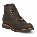 "Chippewa 6"" Chocolate Lace Up Work Boot 20065"