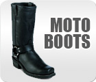 Chippewa Motorcycle Boots
