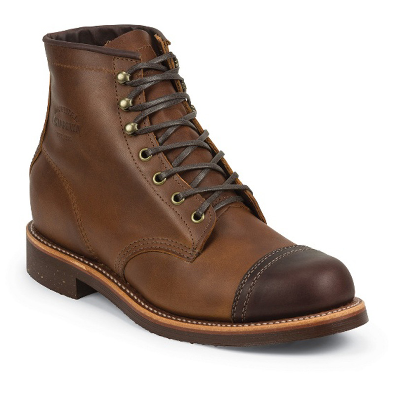Chippewa Tan Renegade Cordovan Utility Homestead 6 Inch