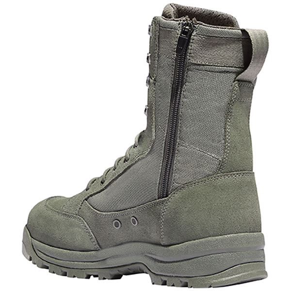 Tanicus 8 Inch Side Zip Military Boot 55321