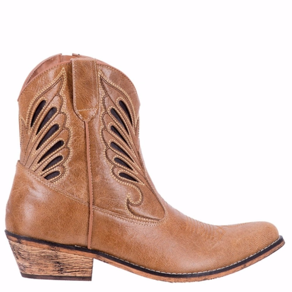 Dingo Flat Bush DI727 Boot (Women's) sh2h7MJbJ