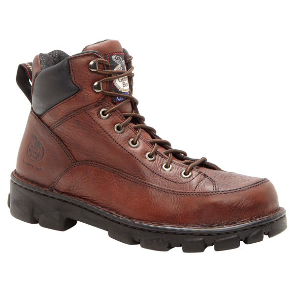 Eagle Light Wide Load 6 Inch Steel Toe Work Boot G6395