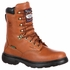 Georgia Farm and Ranch 8 Inch Waterproof Non-Slip Work Boot G8503