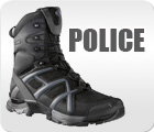 Haix Police Boots