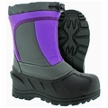Itasca Kids' Cerebus Purple Outdoor Boot 8020307