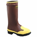 Lacrosse Protecta Safety Toe MetGuard 16 Inch Work Boot 00227050
