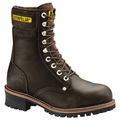 CAT Logger 9 Inch Steel Toe Work Boot P88034