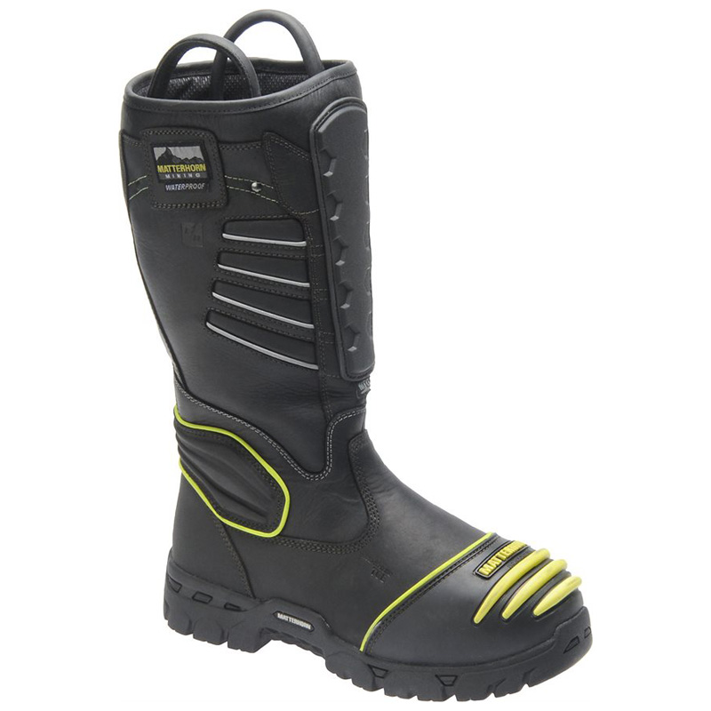 Matterhorn 15 Inch Met Guard Composite Toe PullOn Mining Boot MT703