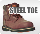 McRae Steel Toe Work Boots