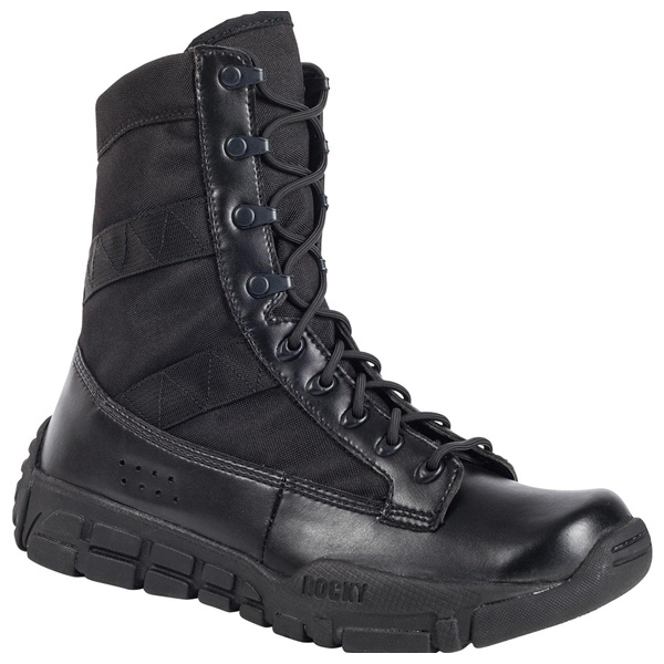 C4T 8 Inch Slip Resistant Tactical Boot RY008