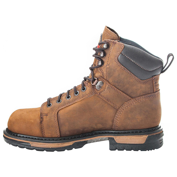 Rocky IronClad 6 Inch Steel Toe Waterproof NonSlip Work Boot 6701
