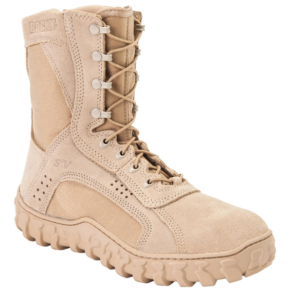 S2V 9 Inch Steel Toe EH Rated Military Boot 6101