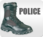 Rocky Police Boots