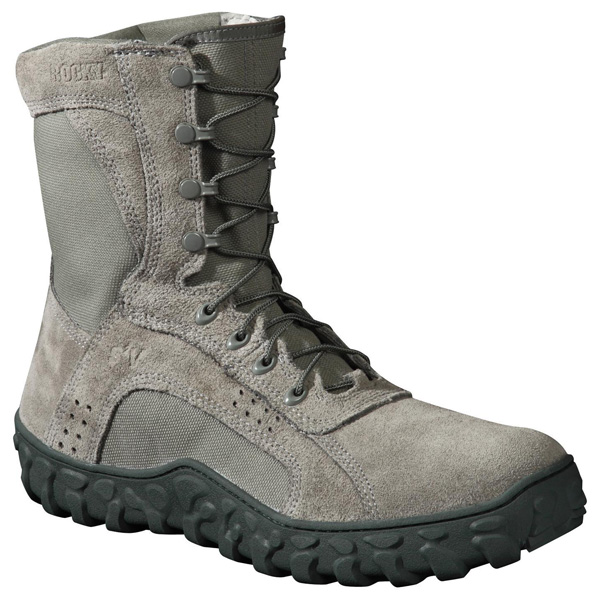 S2V 9 Inch Steel Toe EH Rated Military Boot 6108