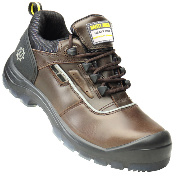 Safety Jogger EH Rated Composite Toe Work Shoe PLUTOEH
