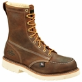 Thorogood American Heritage 8 Inch Steel Moc Toe Work Boot 804-4378
