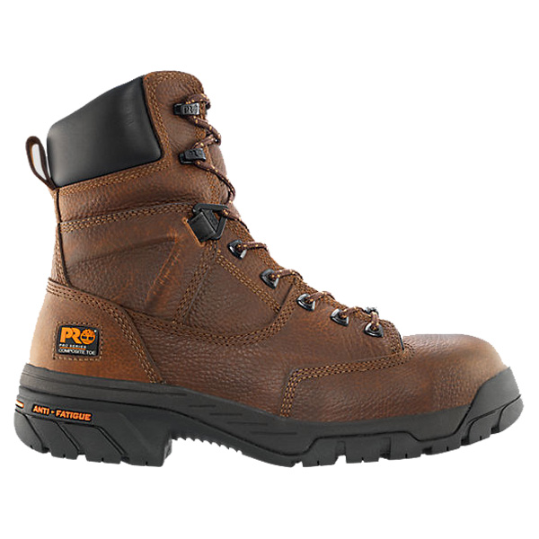 Timberland PRO Helix 8 Inch Waterproof Composite Toe Work Boot 87566