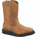 Wolverine Excess 10 Inch DuraShocks Wedge Wellington Work Boot W04695