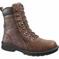 Wolverine Fusion 8 Inch Steel Toe Waterproof MultiShox Work Boot W02353