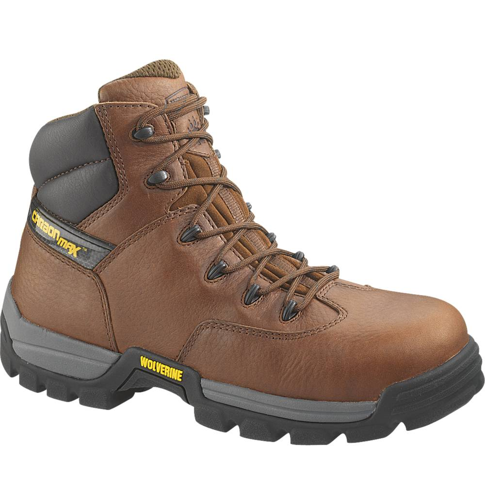 8ce8c8bfd5b Wolverine Guardian 6 Inch Safety Toe Work Boot W02292