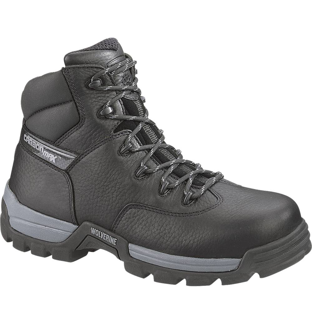 Wolverine Guardian 6 Inch Safety Toe Work Boot W02293
