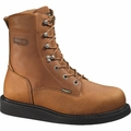 Wolverine Hazard DuraShocks 8 Inch Wedge Work Boot W02639