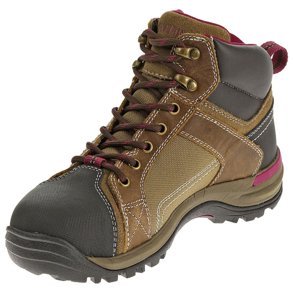 Wolverine Chisel Womens Steel Toe Hiking Boot W10349