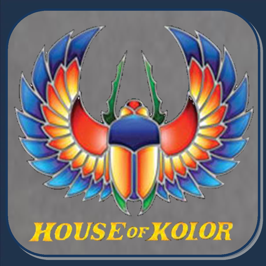 HOUSE of KOLOR CUSTOM PAINTS KANDY COLORS CANDY BASECOAT PEARLS
