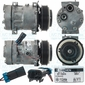 Sanden Compressor Kit OEM #: 85123215