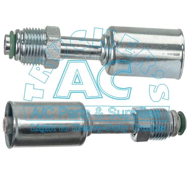 Hose Fittings For Goodyear Parker Std Hose