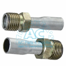 Weld-on Male Insert Oring Fitting #6 5/8''-18